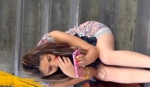 Fabulous amateur Teens, Voyeur sex video