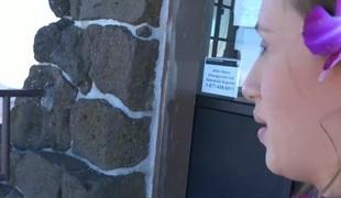 Ashlynn Taylor in Virtual Vacation Movie scene - AtkGirlfriends