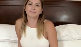 BIG Scoops college girl ANAL HOMEMEADE SEX
