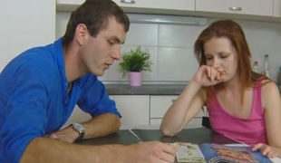 David & Maggies & Oliver in Fuck For Cash And Receive The Pleasure - SellYourGF