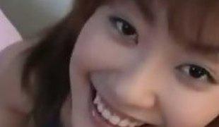 Kyouka Usami licks with the addition of sucks weenie