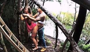 HelplessTeens Kaylee outdoor organism sex