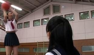 Avid Japanese chick in Best JAV censored Fetish, Small Tits movie