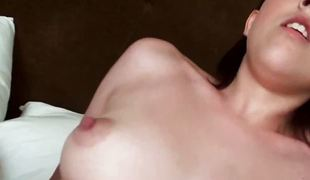 Unseal anal loving laconic redhead gets gazoo fucked