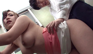 Mako Konno in Horny Bus Ride - TeensOfTokyo