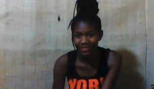 African college hotty Princess