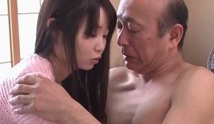 Aika Yumeno in Old Perv Fucks Aika - TeensOfTokyo