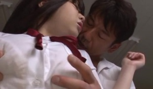 Aimi Irie hawt Asian teen is a perverted chick