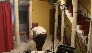 Blonde Silvia Saint spends time fingering their way wet aperture