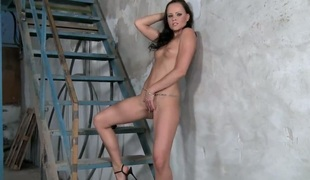 Teen Jo is willing to gewgaw fuck her slit be required of cam all phase lengthy