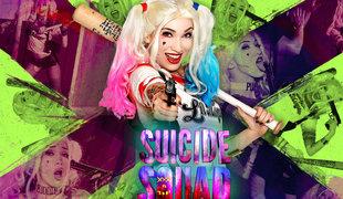 Aria Alexander & Isiah Maxwell in Suicide Squad: XXX Parody - DigitalPlayground